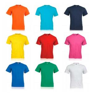 T-shirt colorata personalizzabile 2