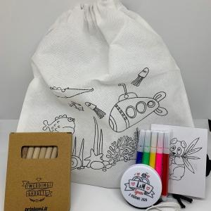 KIT per bambini wedding bag 1