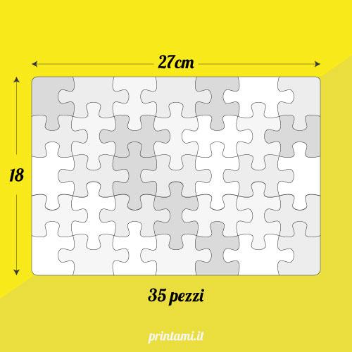 Puzzle 27x18 da 35 pezzi 2