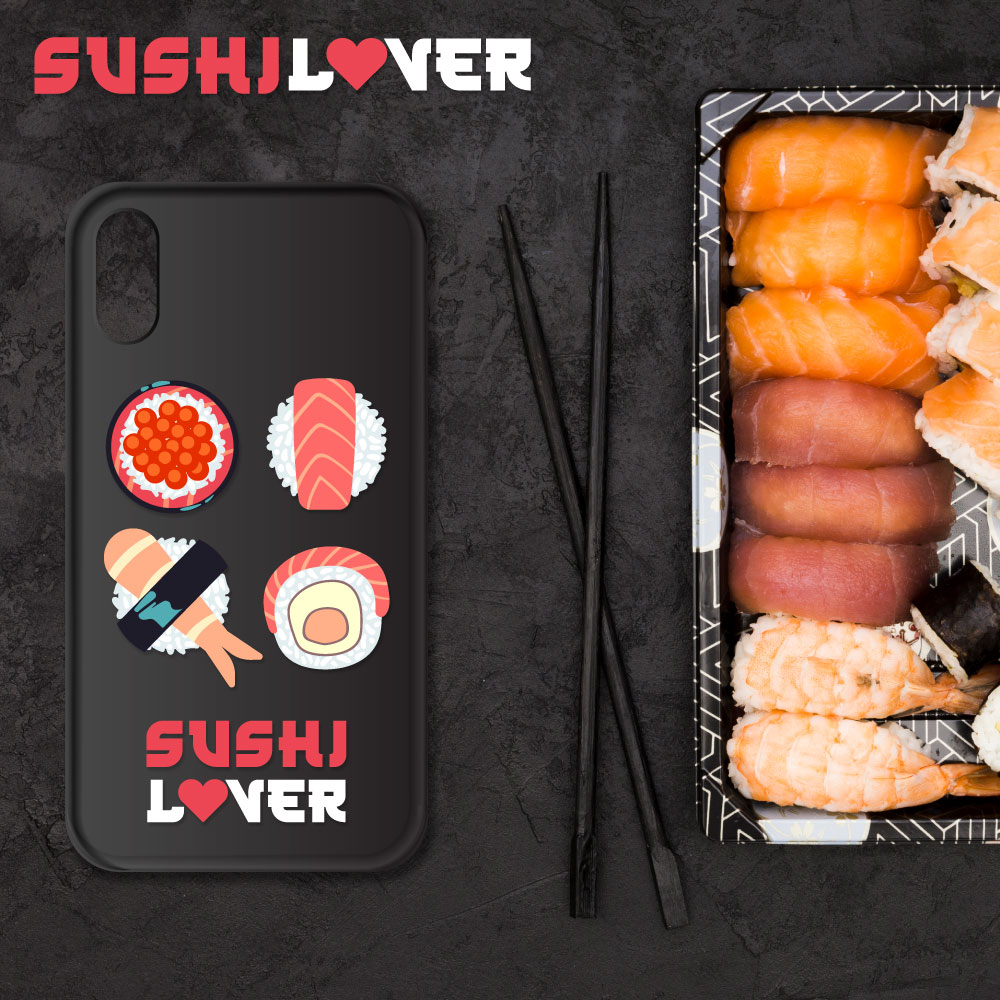 Cover Sushi Lover 1