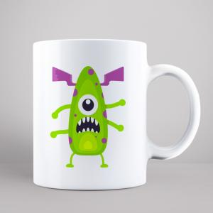 Tazza I'm a monsters 1