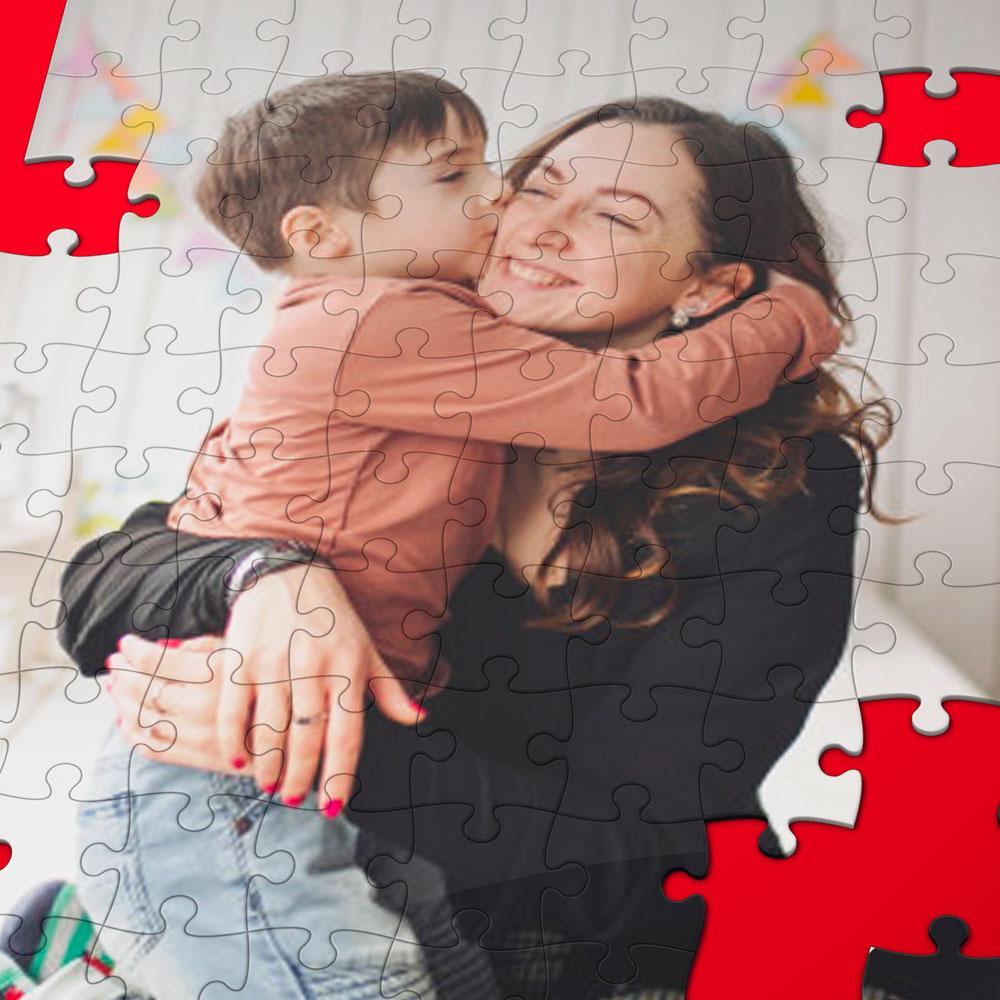 Puzzle con foto 27x18 cm 126 pezzi 2