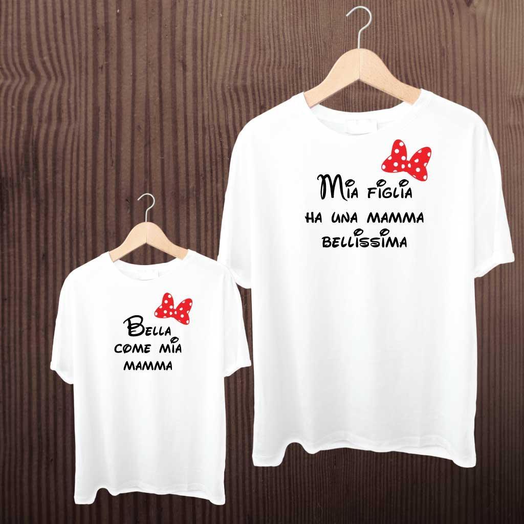 T-shirt mamma e figlia 1