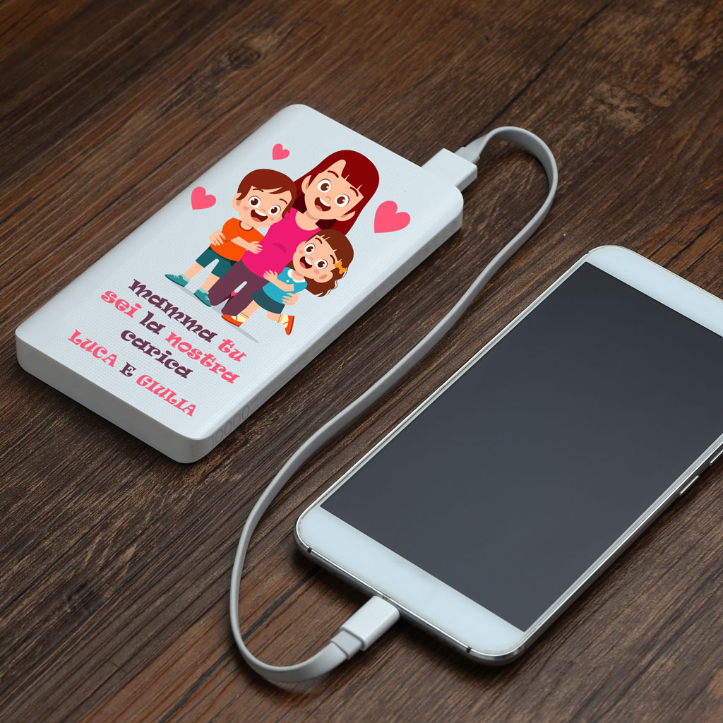Power bank per la mamma 1