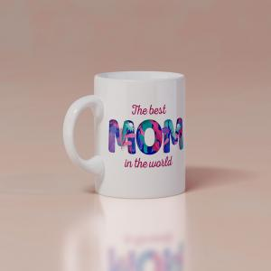 Mug best MOM in the world 1