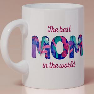 Mug best MOM in the world 2