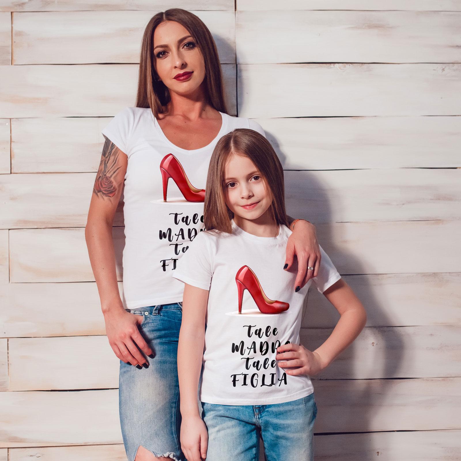 T-Shirt 'tale madre tale figlia' 2