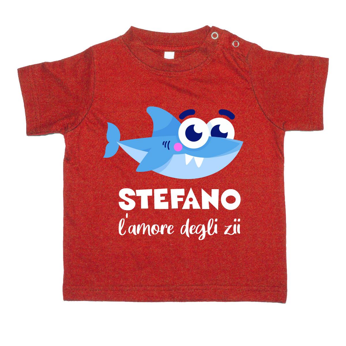 T-Shirt Squalo personalizzata 1