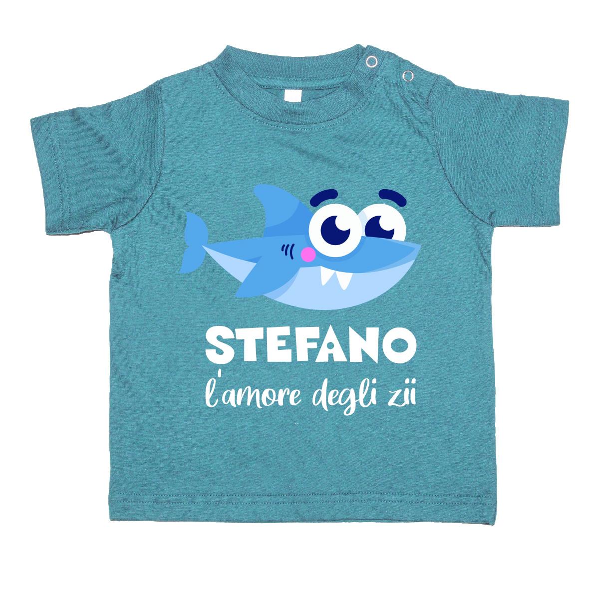 T-Shirt Squalo personalizzata 2
