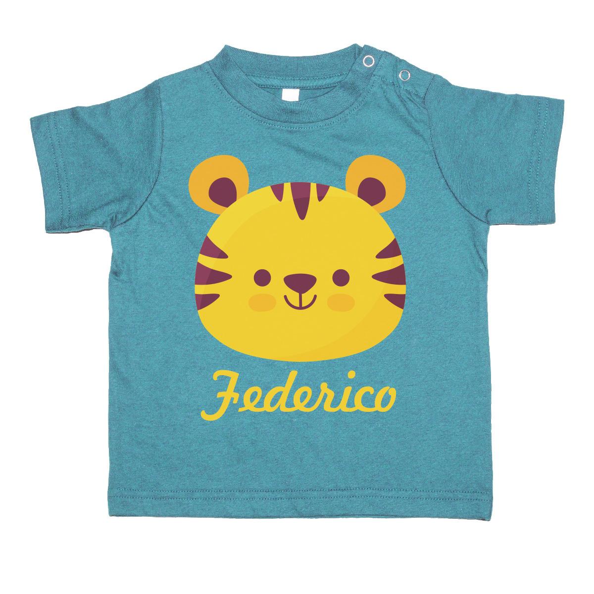 T-Shirt Baby personalizzata