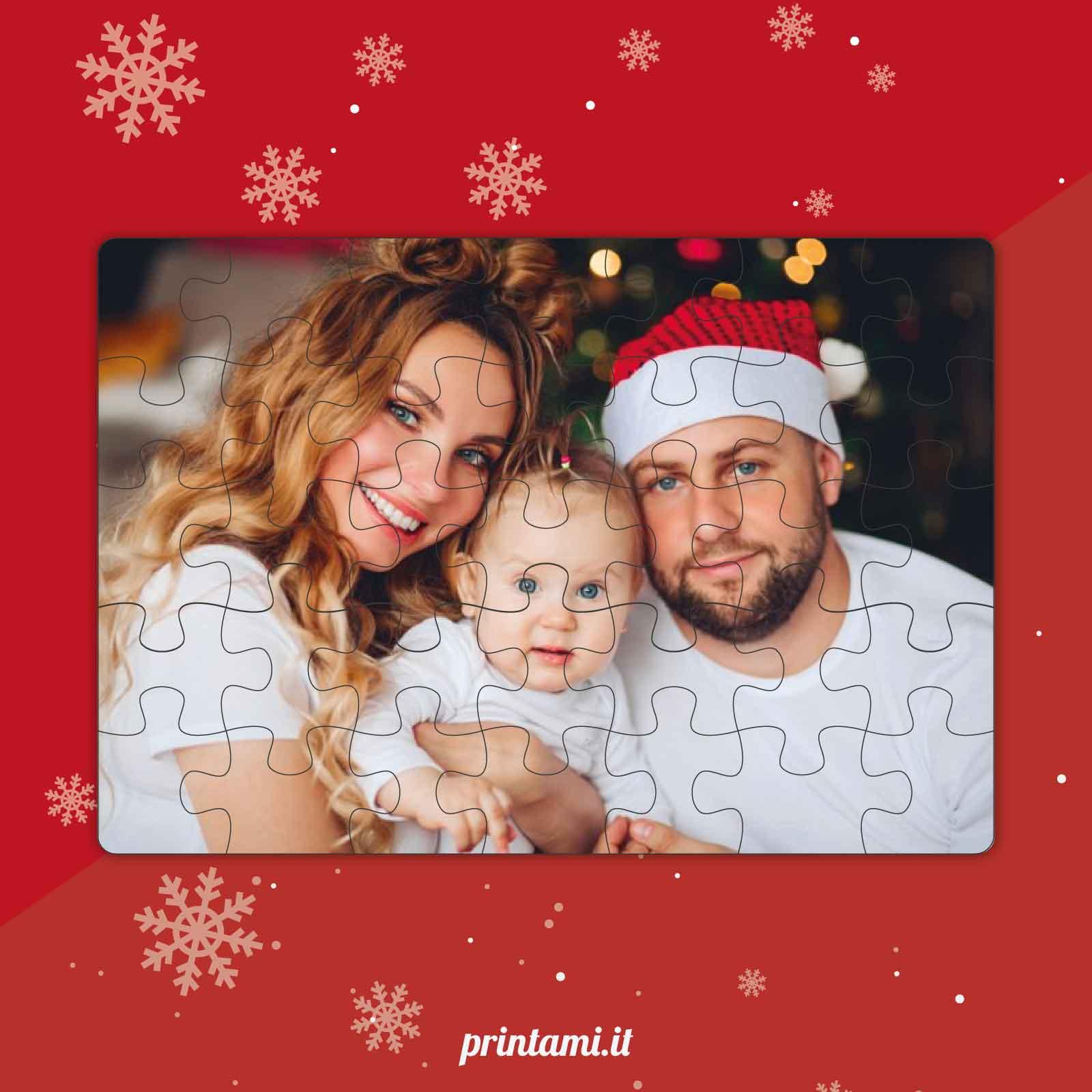 Puzzle personalizzato con foto 1